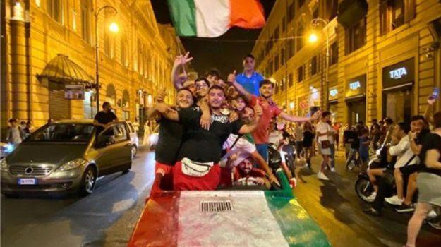 Euro 2020, Palermo, Società