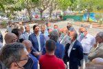 Catania, inaugurati i nuovi spazi riqualificati di piazza Risorgimento
