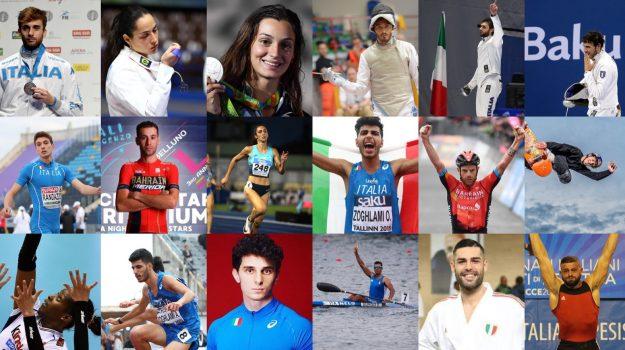 Olimpiadi di Tokyo, ecco i 18 atleti siciliani che rappresenteranno l'Italia