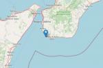 Scossa di terremoto di magnitudo 3 nella notte sullo Stretto di Messina