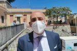 Alberto Firenze, commissario per l'emergenza Covid a Messina