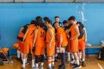 Il gruppo dell'Amatori Basket Messina (foto di Salvo Garreffa)