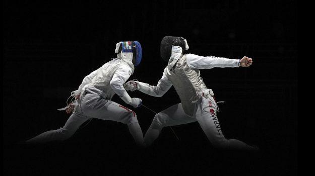 olimpiadi tokyo 2020, scherma, Sicilia, Sport