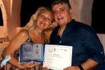 Rita Giammarresi e Fabio Ceraulo