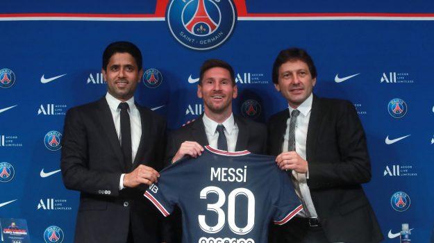 parigi, psg, Lionel Messi, Sicilia, Calcio