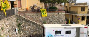 Messina, agosto coi vaccini nei lidi, nelle piazze, sulle navi, con il camper e prima dei concerti