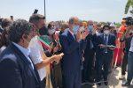 Musumeci inaugurazione autostrada Rosolini-Ispica