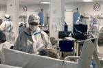 Un reparto di terapia intensiva