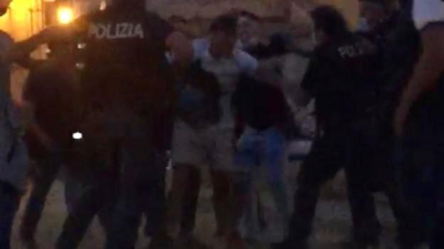 aggressione, MOVIDA, Palermo, Cronaca
