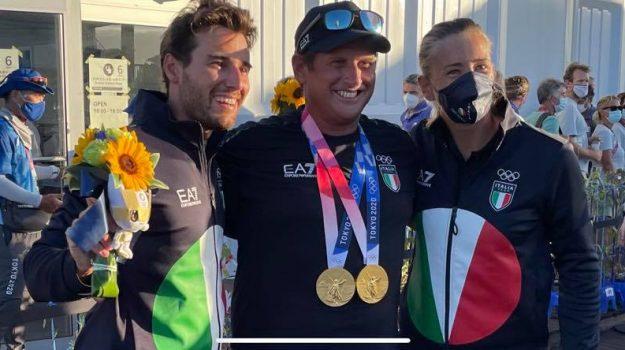 olimpiadi tokyo 2020, Caterina Banti, Gabriele Bruni, Ruggero Tita, Sicilia, Sport
