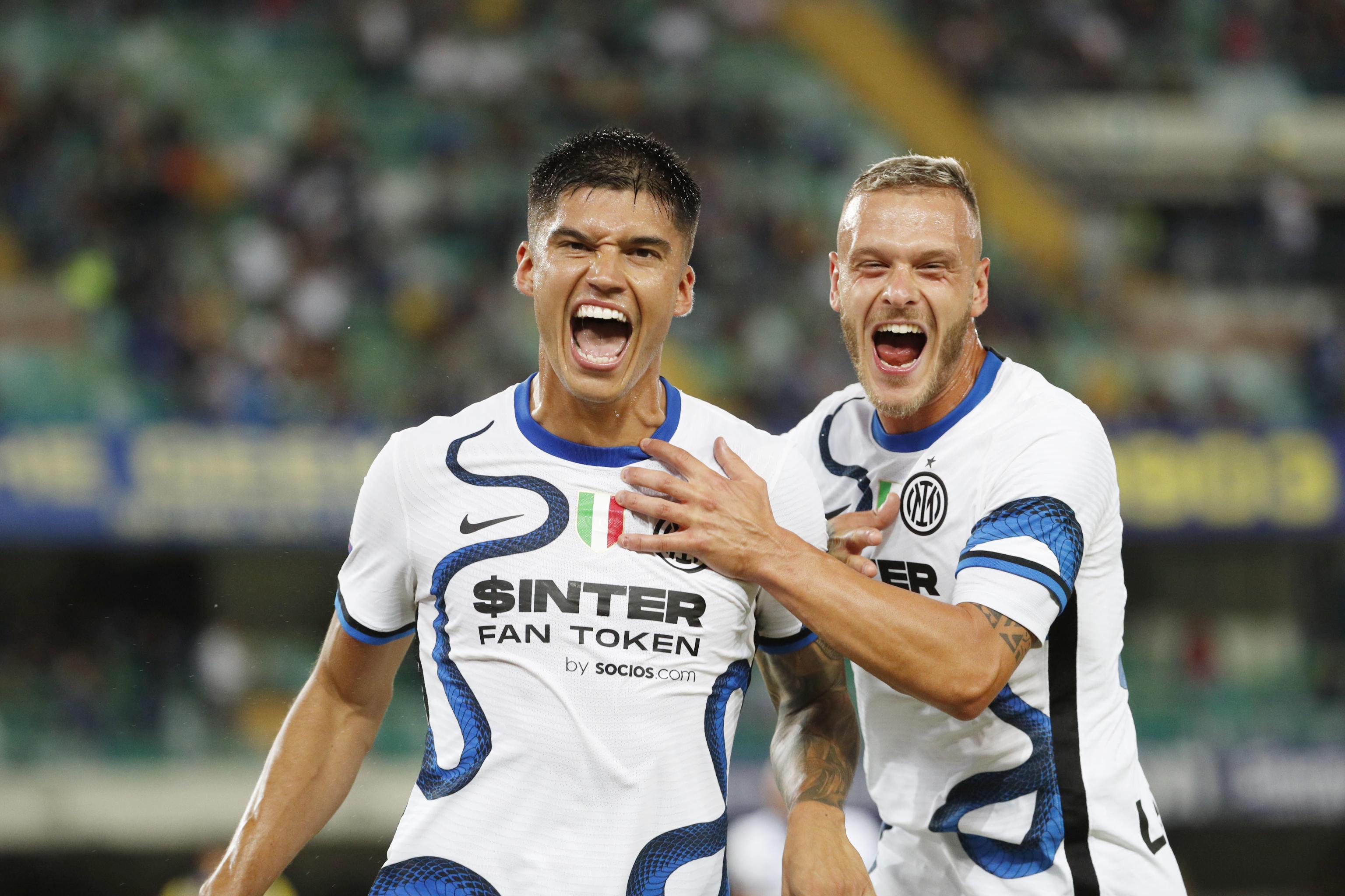 L'Inter rimonta a Verona con Lautaro e la doppietta di Correa - Giornale di  Sicilia