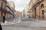 Corso Umberto I a Caltanissetta