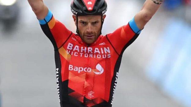 ciclismo, Damiano Caruso, Ragusa, Sport