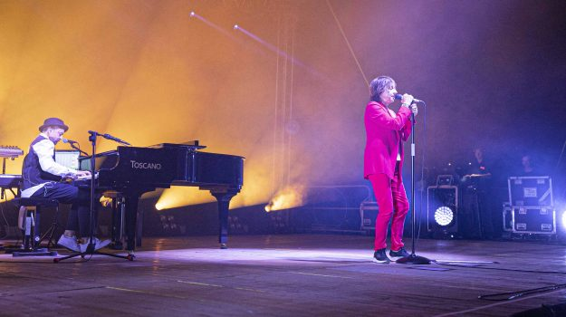 musica, Gianna Nannini, Trapani, Cultura