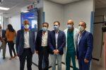 Ospedale di Acireale, inaugurati i nuovi locali del pronto soccorso