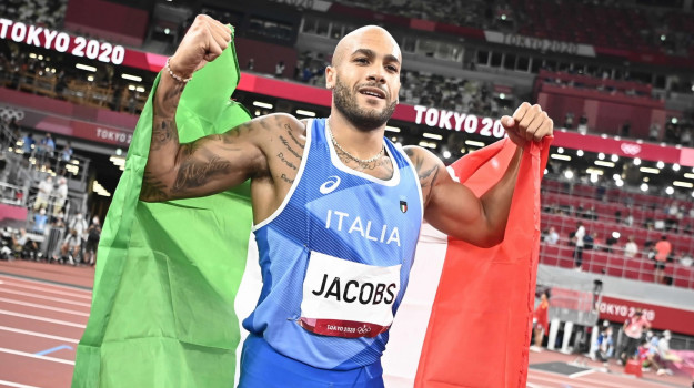 olimpiadi tokyo 2020, Marcell Jacobs, Sicilia, Sport