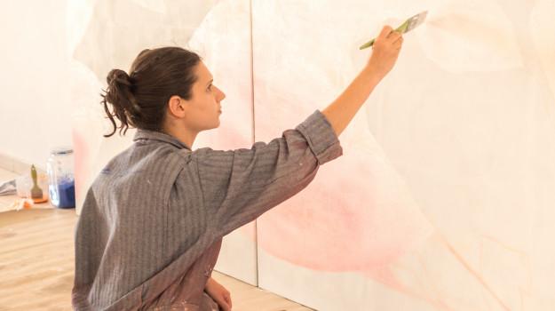 Associazione culturale Agire, Residenze d'artista, Lisa Ouakil, Maitea Moraglia, Enna, Cultura
