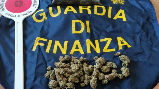 carini, droga, marijuana, Palermo, Cronaca