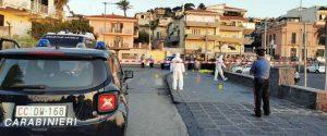 Le indagini sul lungomare di Acitrezza dove è stata uccisa Vanessa Zappalà