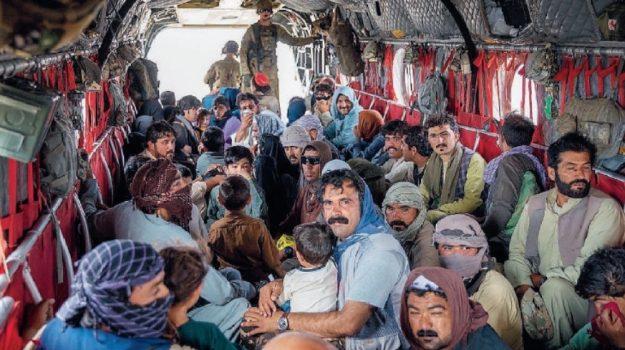 afghanistan, profughi, Trapani, Cronaca