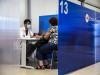 Covid: Fvg, un decesso,scendono ricoveri in reparti ordinari