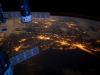 La Terra vista dalla Stazione Spaziale Internazionale (fonte: NASA)