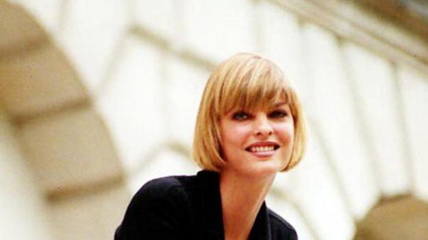 top model, Linda Evangelista, Sicilia, Moda e Bellezza
