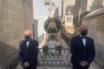 Enna, dalla Regione una corona d'alloro sulla tomba di Napoleone Colajanni