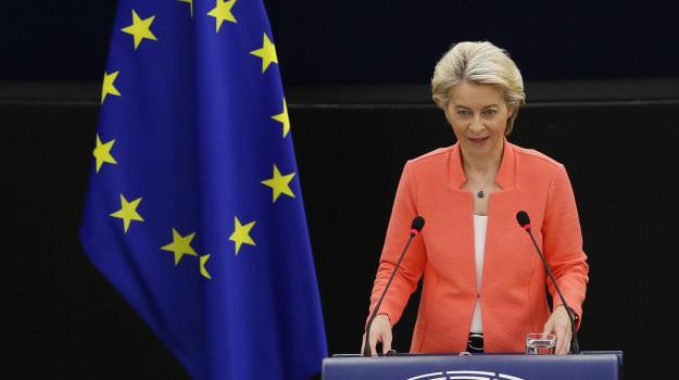 Unione Europa, Ursula von der leyen, Sicilia, Mondo