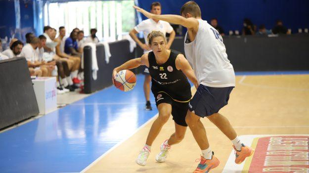orlandina basket, pallacanestro trapani, Messina, Trapani, Sport
