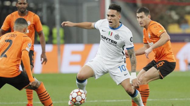champions league, inter, Sicilia, Calcio