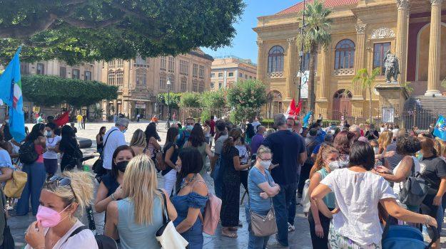 almaviva, call center, Palermo, Economia