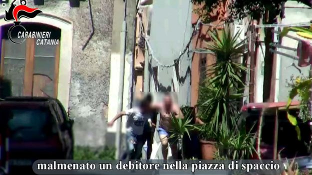 droga, Catania, Cronaca