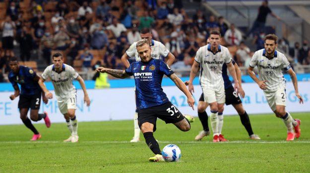 atalanta, inter, Edin Dzeko, Federico Dimarco, Sicilia, Calcio