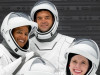 In orbita il razzo con quattro civili: scatta l'era del turismo spaziale