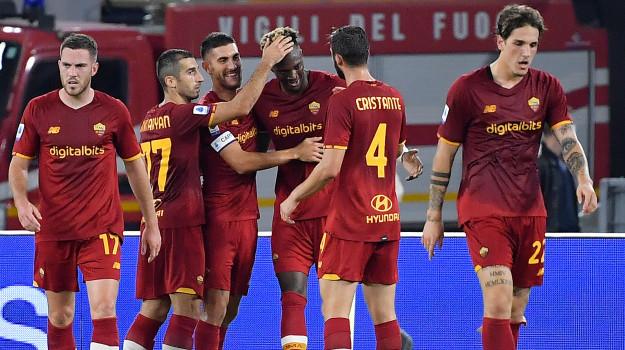 roma, SERIE A, Udinese, Josè Mourinho, Tammy Abraham, Sicilia, Calcio