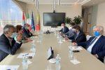 Il ministro Bellanova incontra i vertici dell'aeroporto di Catania