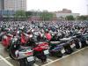 Cina, boom di esportazioni di moto a Chongqing