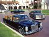 Mercedes W100, la super lusso di capi di Stato e rockstar