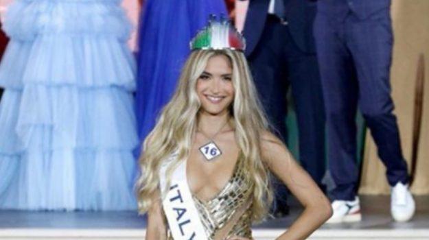 miss mondo, Claudia Motta, Sicilia, Società