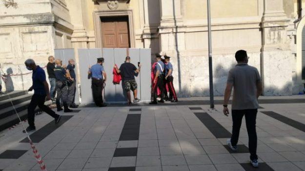 clochard, omicidio, Messina, Cronaca