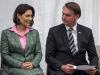 Covid: Bolsonaro, mia moglie si è vaccinata a New York