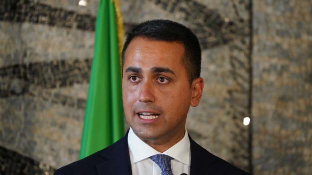 m5s, Luigi Di Maio, Sicilia, Politica