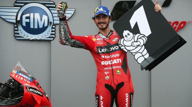moto gp, Francesco Bagnaia, Sicilia, Sport