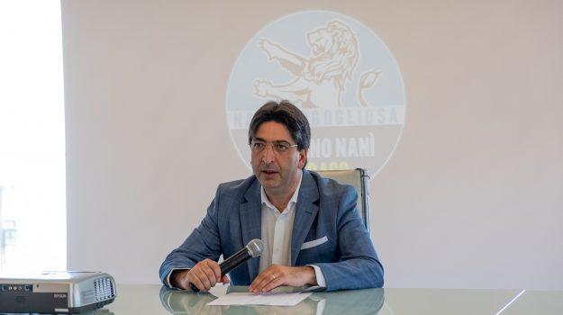 Gaetano Nanì., Messina, Politica