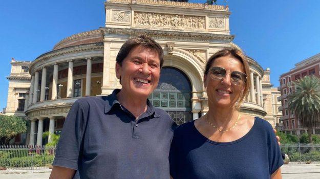gossip, Gianni Morandi, Palermo, Società