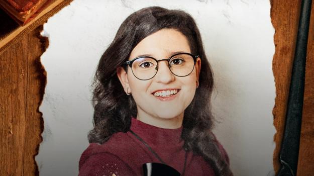 televisione, Giulia Mangialomini, Trapani, Società