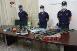 Lentini, a caccia nonostante il blocco della stagione: 4 denunce, sequestrate armi e munizioni