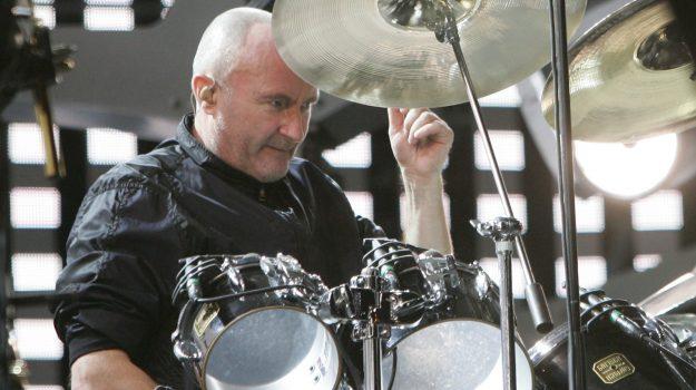 musica, Phil Collins, Sicilia, Società