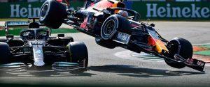 Scontro al Gp di Monza, Hamilton salvo grazie ad Halo: cos'è e come funziona